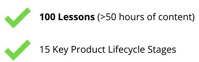 Product Management Lessons
